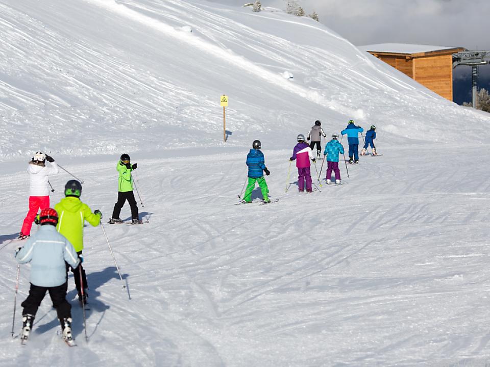 Die Ski-Saison beginnt