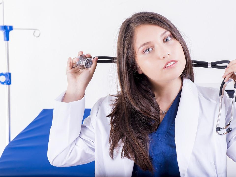 Arzt Krankenhaus Ärztin