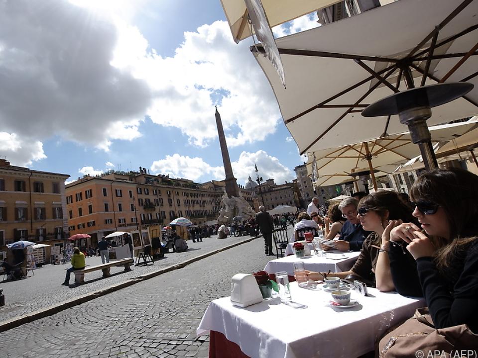 Ein perfekter Espresso gehört zum italienischen Lebensgefühl