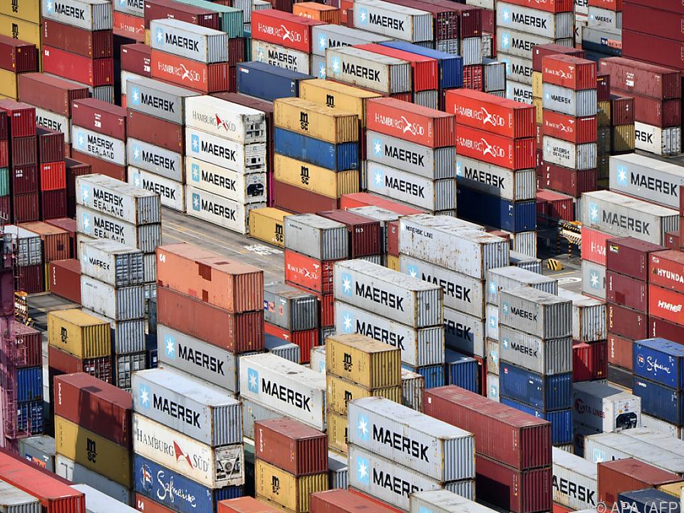 Handelsstreit mit den USA setzt Reich der Mitte zu