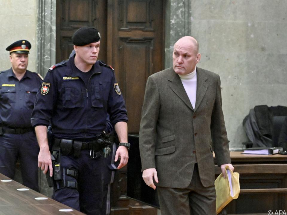 Seisenbacher in vollem Umgang der Anklage schuldig erkannt