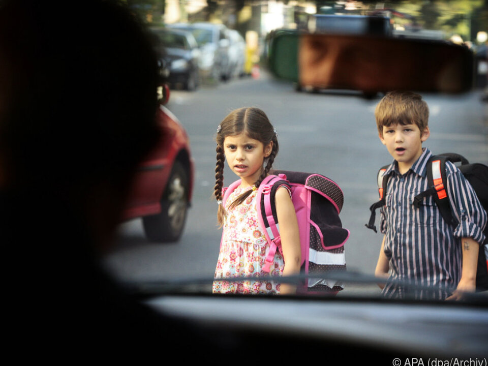 Tausende Kinder sind jedes Jahr gefährdet
