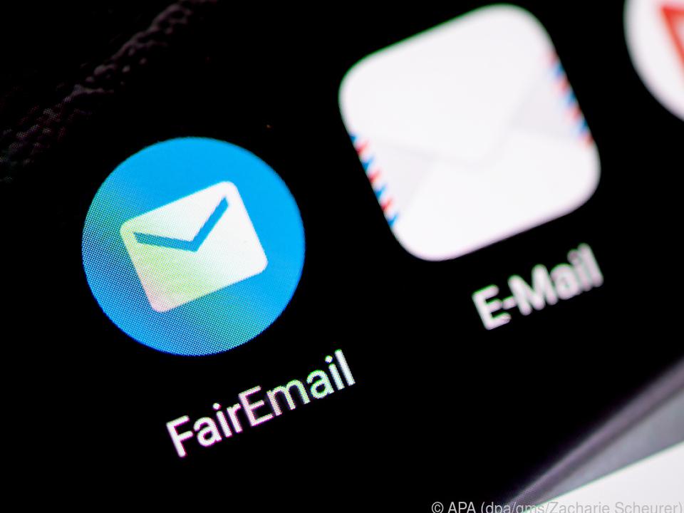 Alternative zu Apps der Provider: Fairemail funktioniert anbieterübergreifend