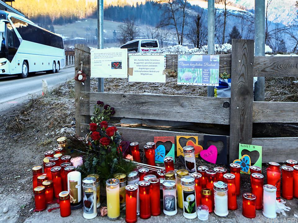 Bei dem Unfall kamen sieben Menschen ums Leben