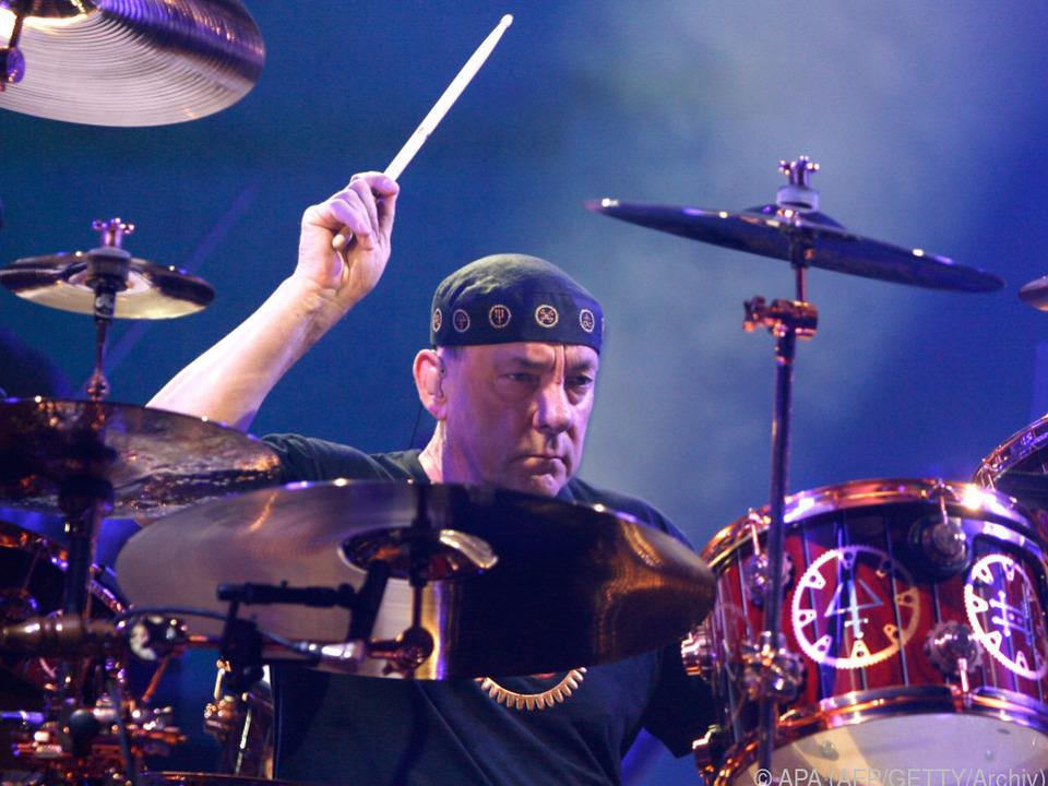 Rush: Neil Peart ist tot