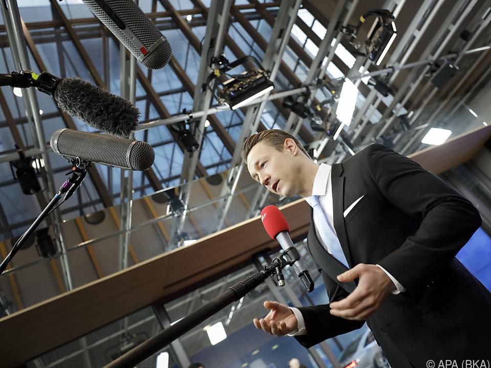 Blümel: Aktueller Vorschlag von Deutschland \