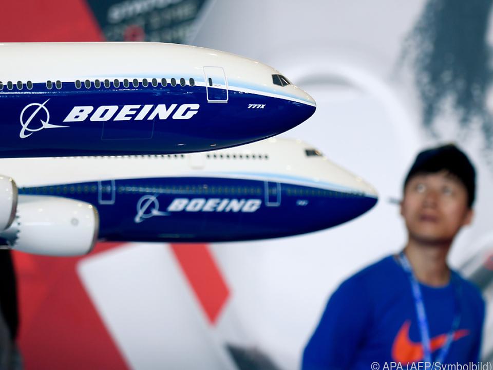 Boeing muss nich neu finden
