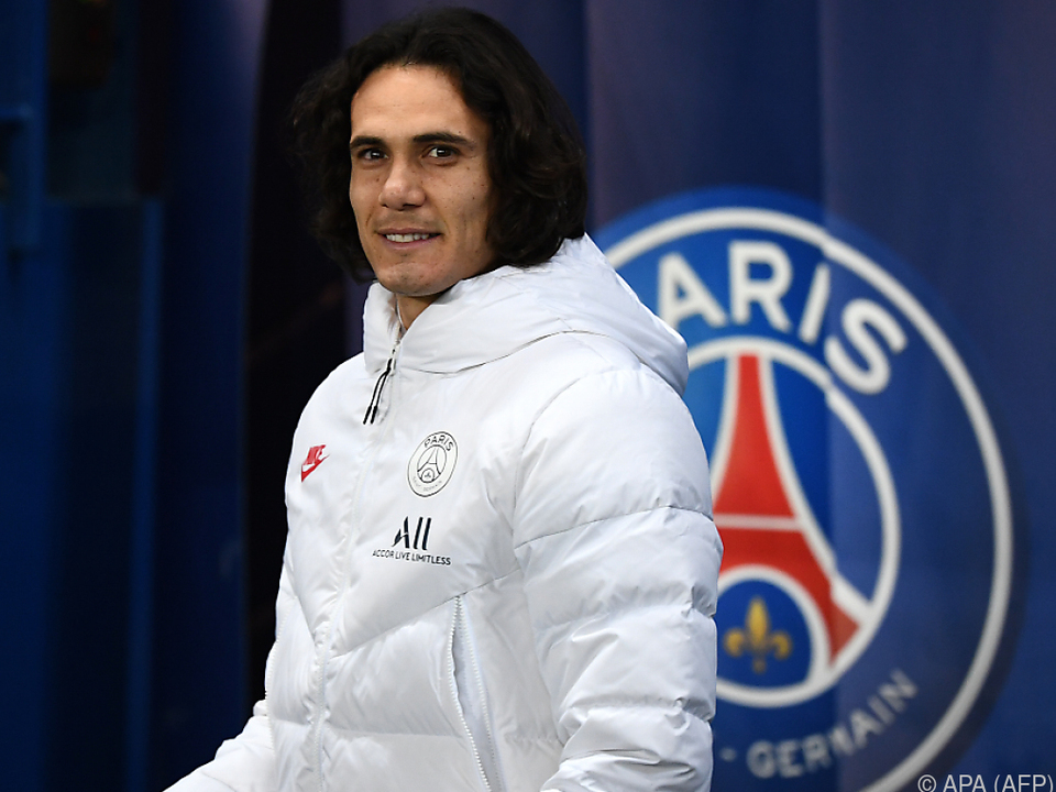 Cavani hat genug von Paris