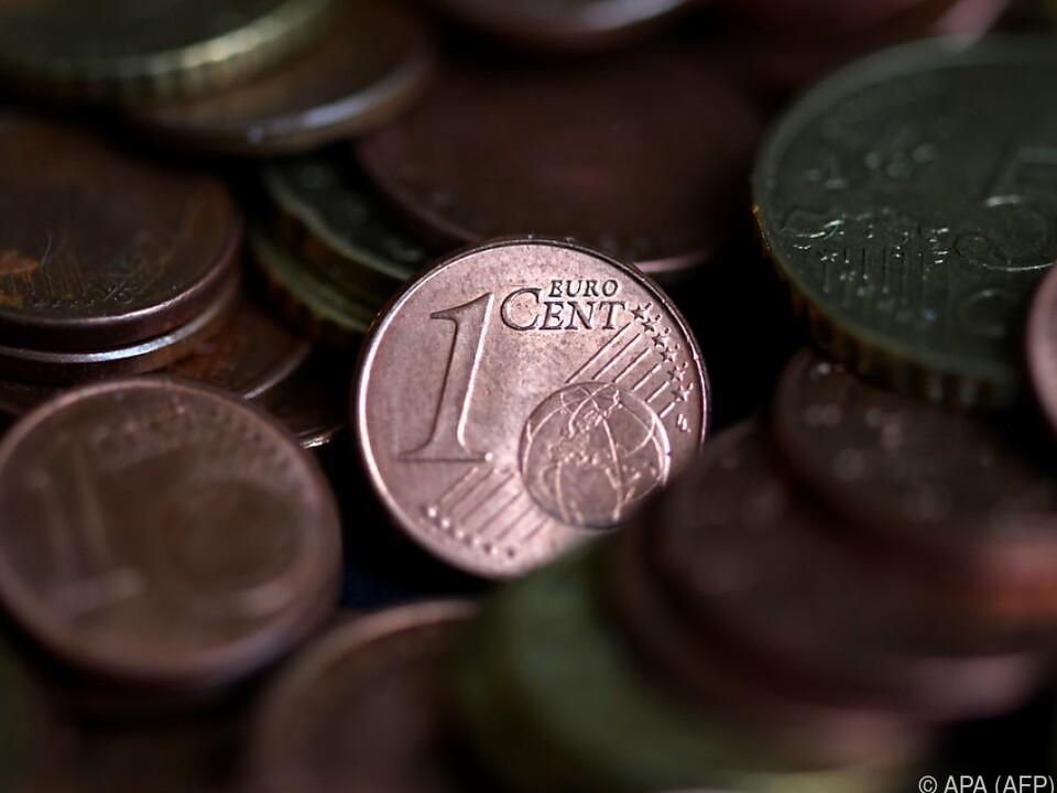 Cent-Abschaffung könnte Herstellungs- und Transportkosten sparen