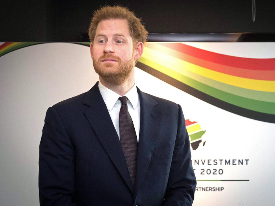 Der Prinz reiste nach Kanada zu seiner Familie