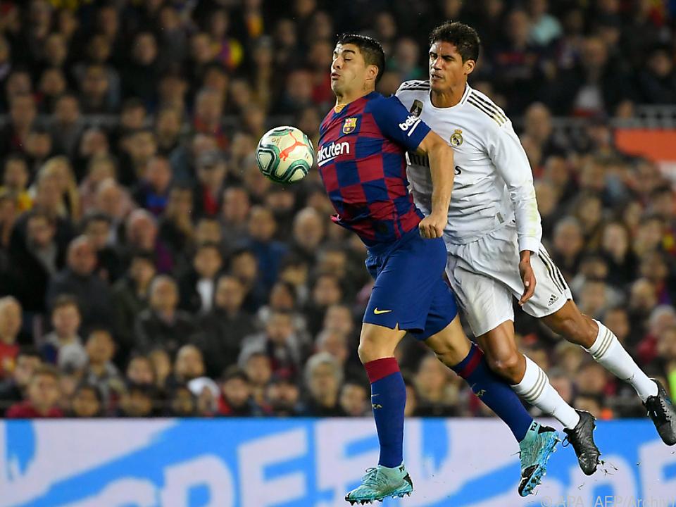 Die Katalanen verdrängen damit Real Madrid