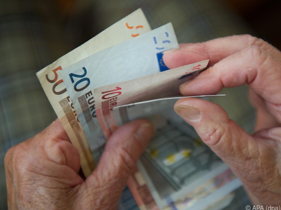 Die Pensionskassen zählen rund eine Million Begünstigte