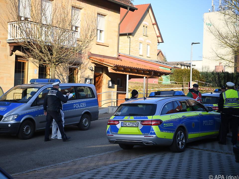 Die Polizei bestätigte sechs Tote