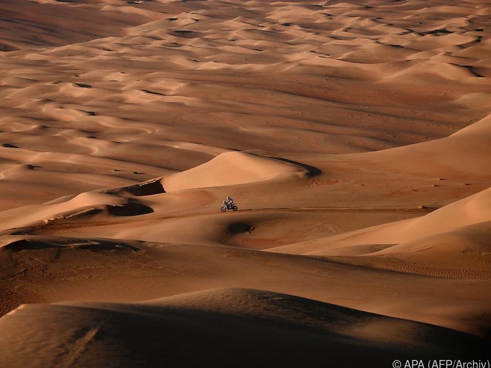 Die Rallye Dakar 2020 forderte zwei Todesopfer
