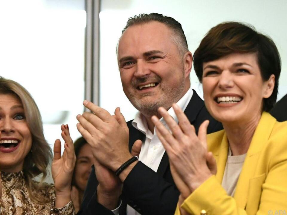 Führungsdebatte nach Wahlerfolg der SPÖ im Burgenland
