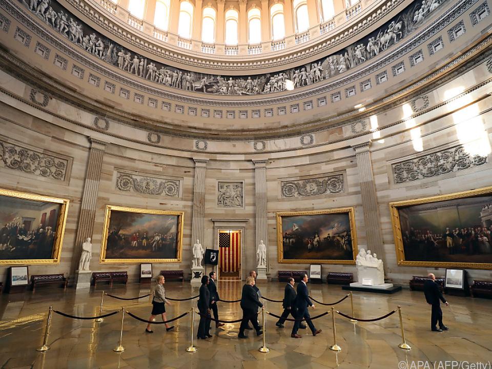 Im Kongress sollen Verfahrensdetails besprochen werden