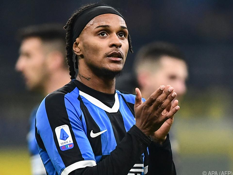 Inter Mailand will Valentino Lazaro verleihen