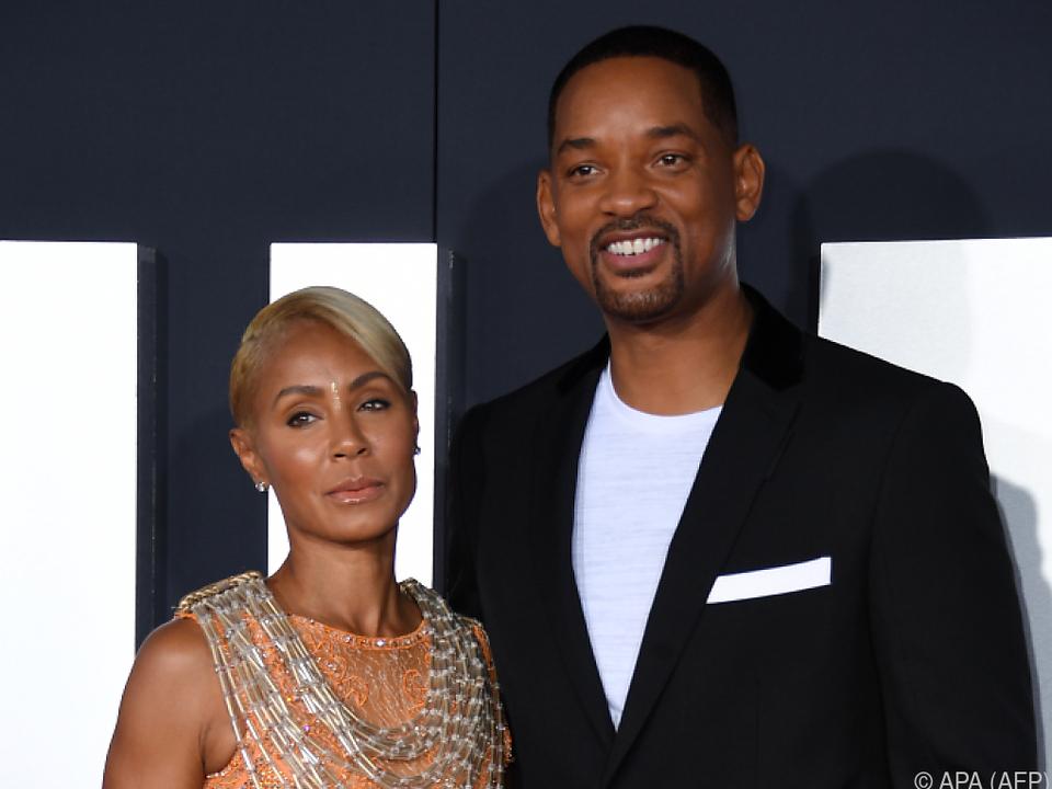 Jada und Will sind seit 1997 verheiratet