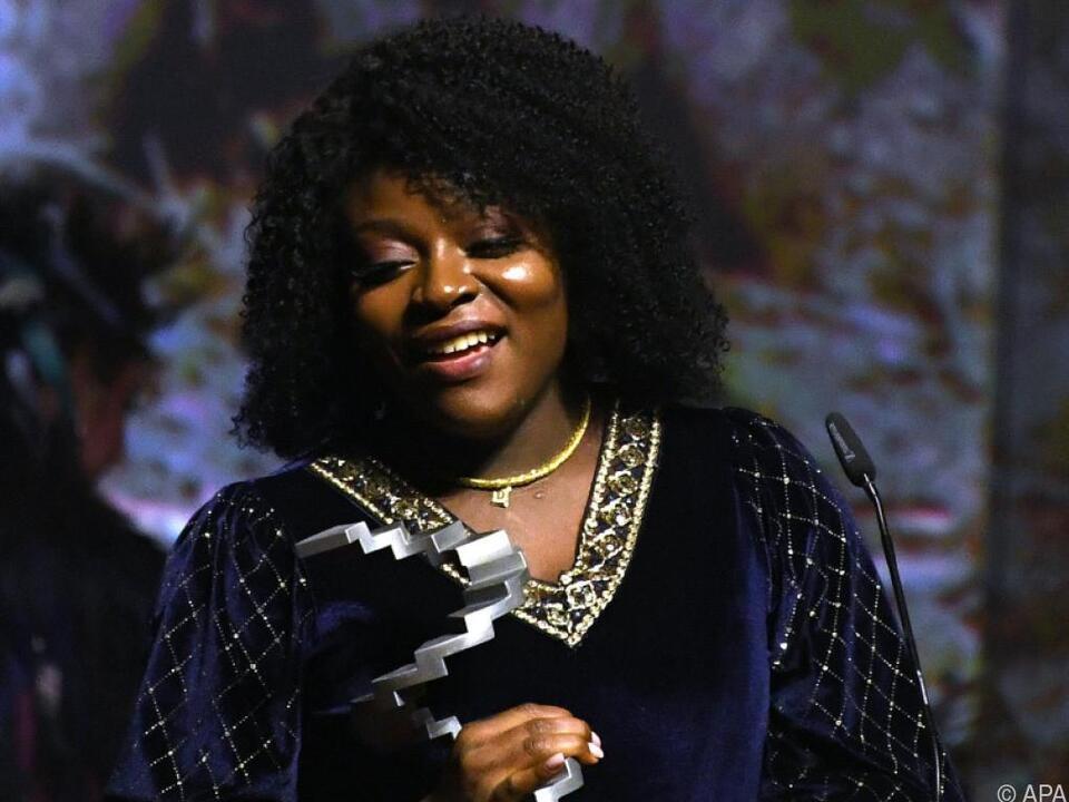 Joy Anwulika Alphonsus gewann für die beste weibliche Hauptrolle