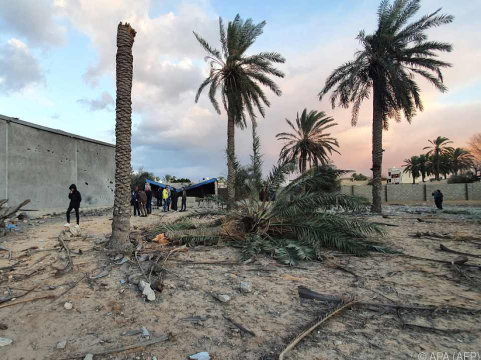 Libyen hat eine Waffenruhe dringend nötig