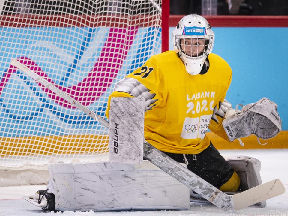 Luggin holte Gold mit Team Gelb