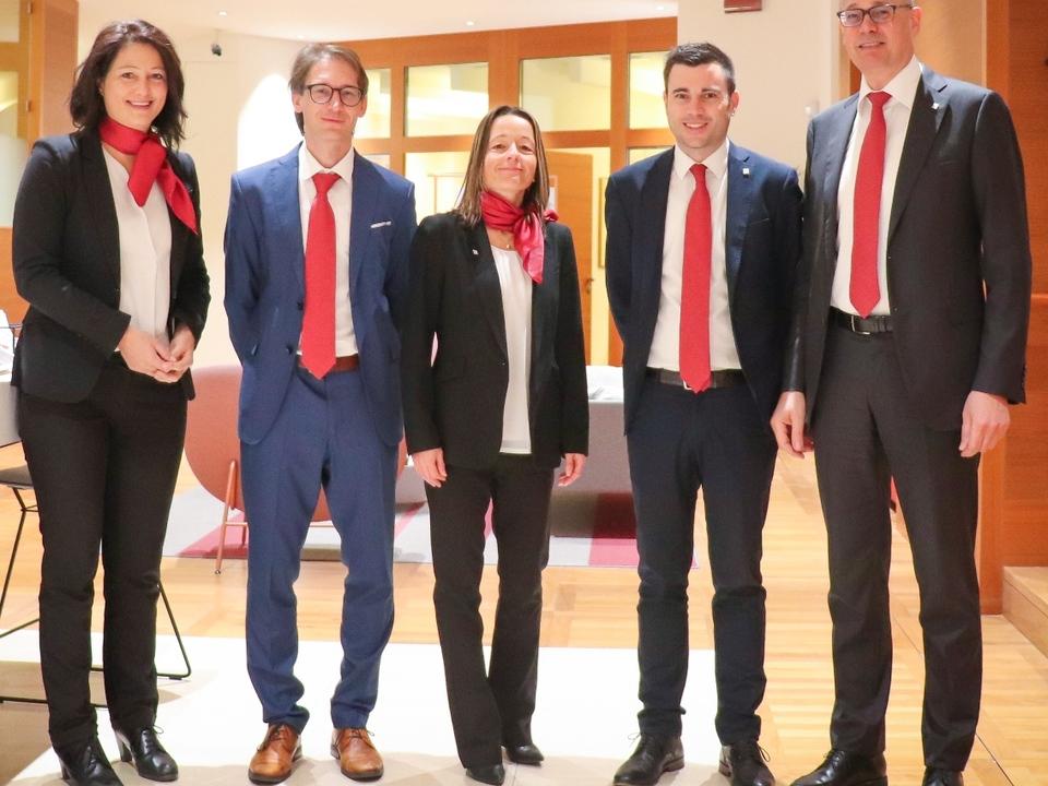 Neue Leiter Sparkasse Bozen_Nuovi Direttori Bolzano (1)