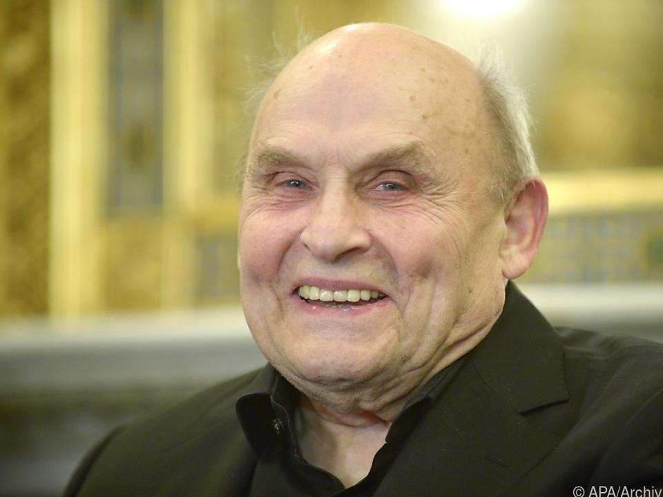 Oswald Oberhuber mit 88 Jahren gestorben