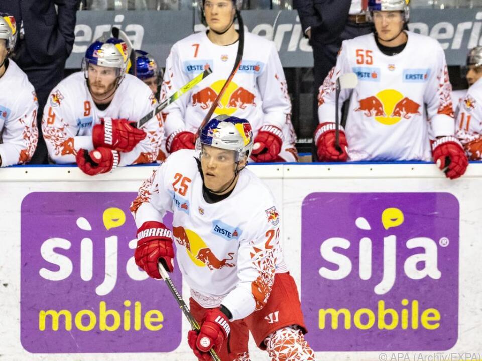 Salzburg geht als Leader in die Pick-Round