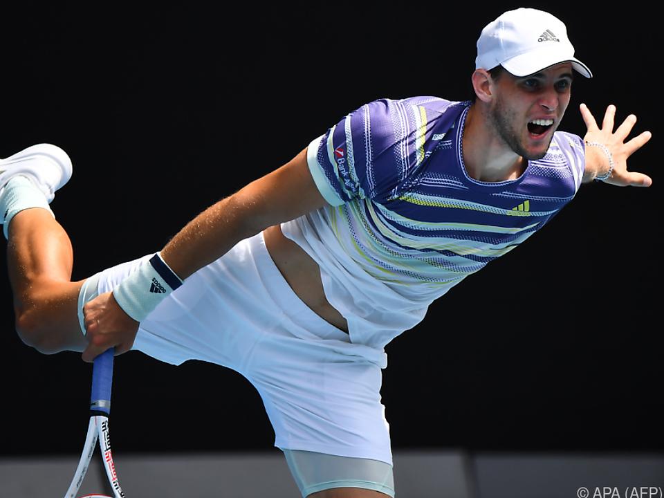 Thiem verlor bisherige Major-Duelle gegen Nadal