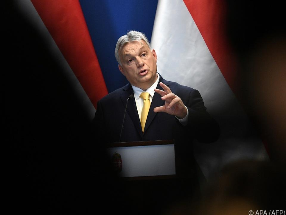 Ungarischer Ministerpräsident Orban im Visier der Justiz