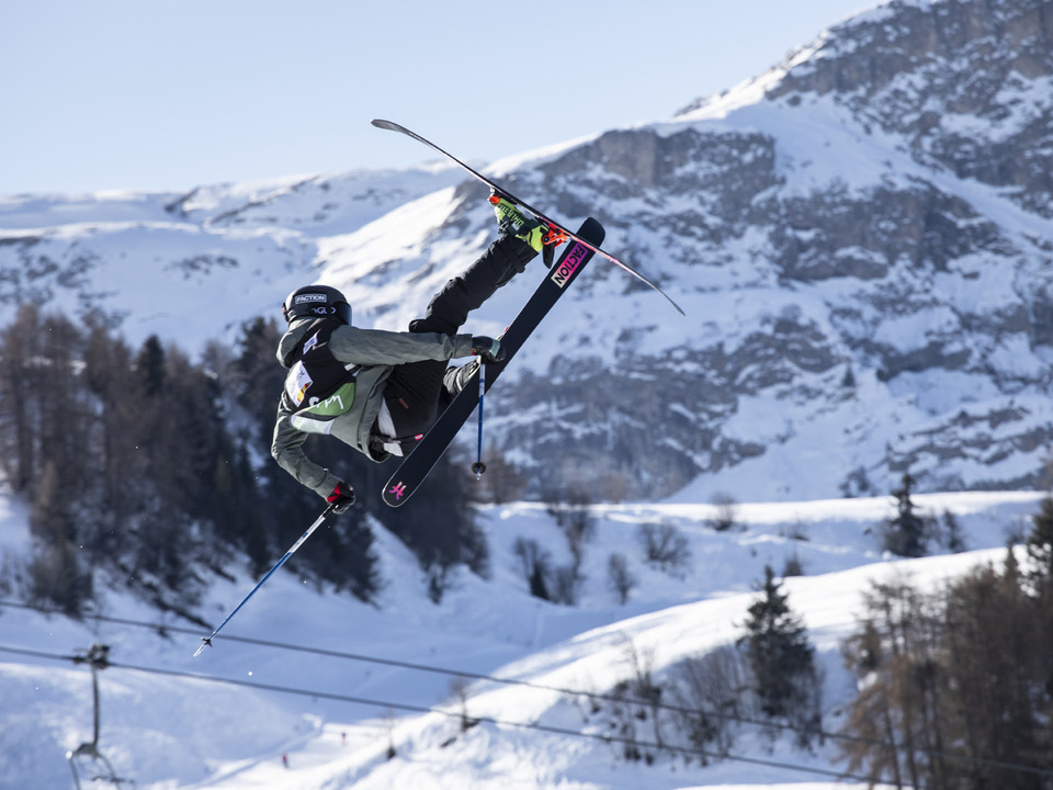 F.I.S. World Cup Slopestyle Seiser Alm Legends