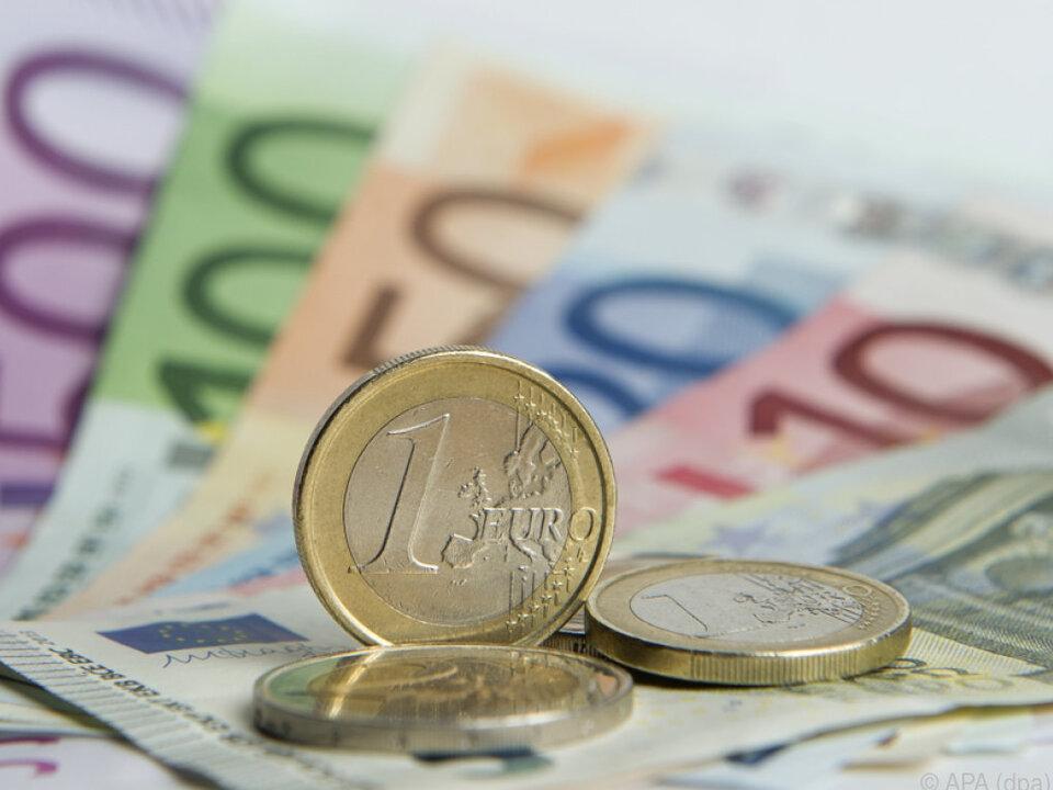 Wenig Kredite trotz niedriger Zinsen