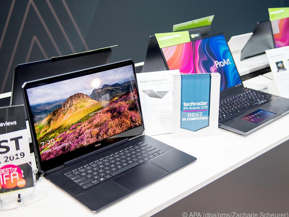 Wer sich ein neues Notebook kauft, sollte genau auf die Ausstattung achten