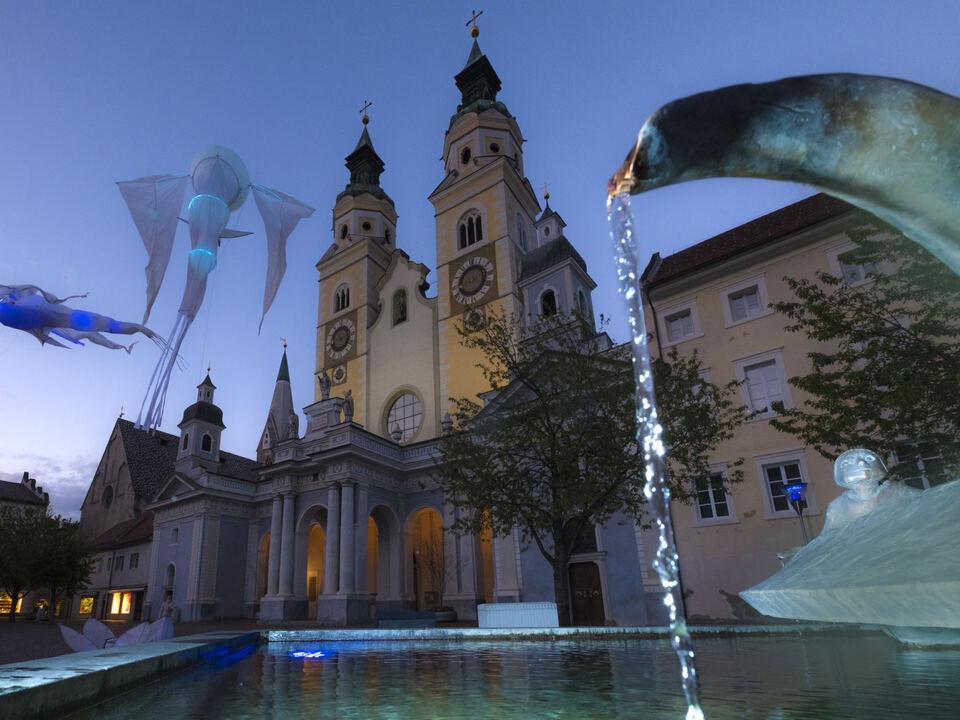 Brixen Water Light Festival 2019 - Luminéoles by Porté par le vent  HR (c) Pierluigi Orler