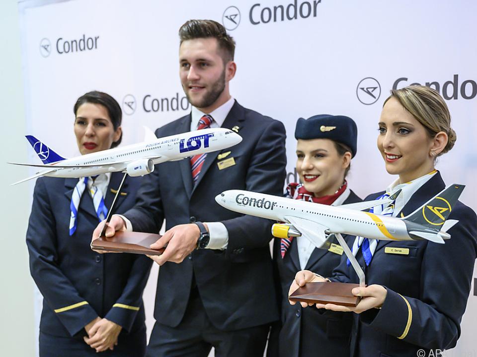 Zukunft von Condor ist gesichert
