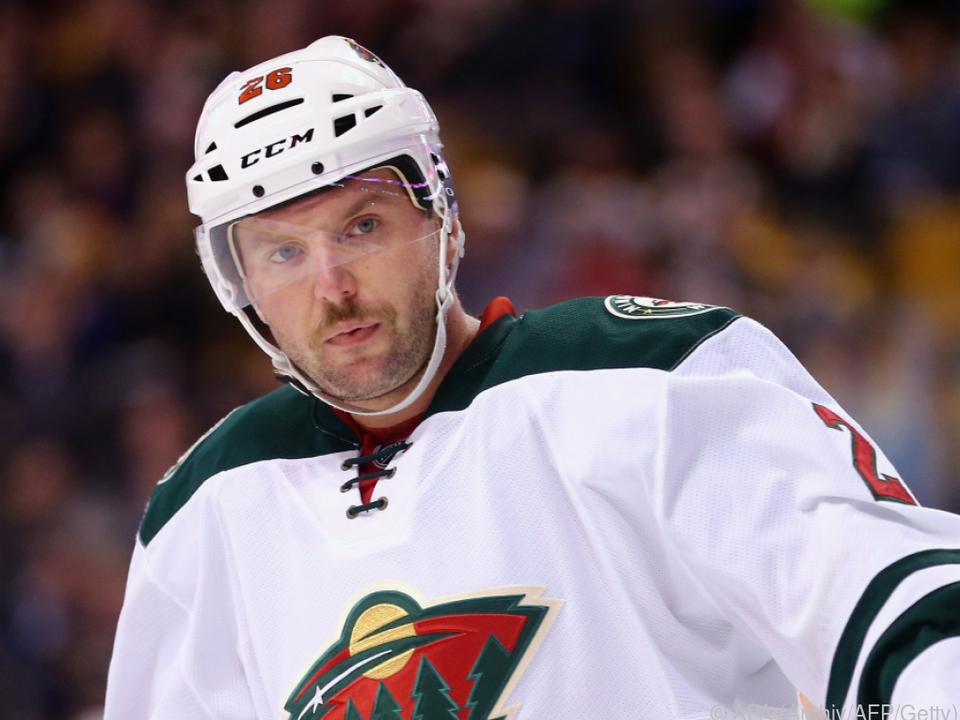 14 Jahre hat Vanek in der NHL gespielt