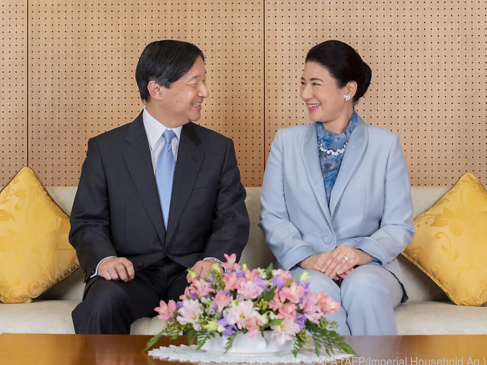 2004 begab sich Kaiserin Masako in Behandlung