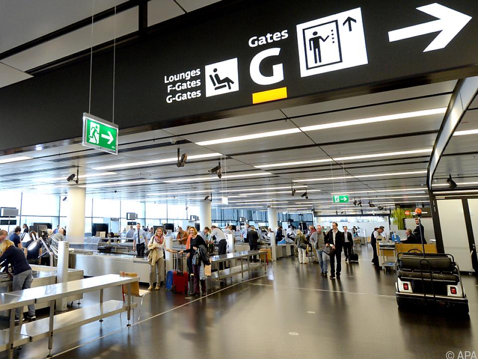 2,1 Millionen Reisende im Jänner