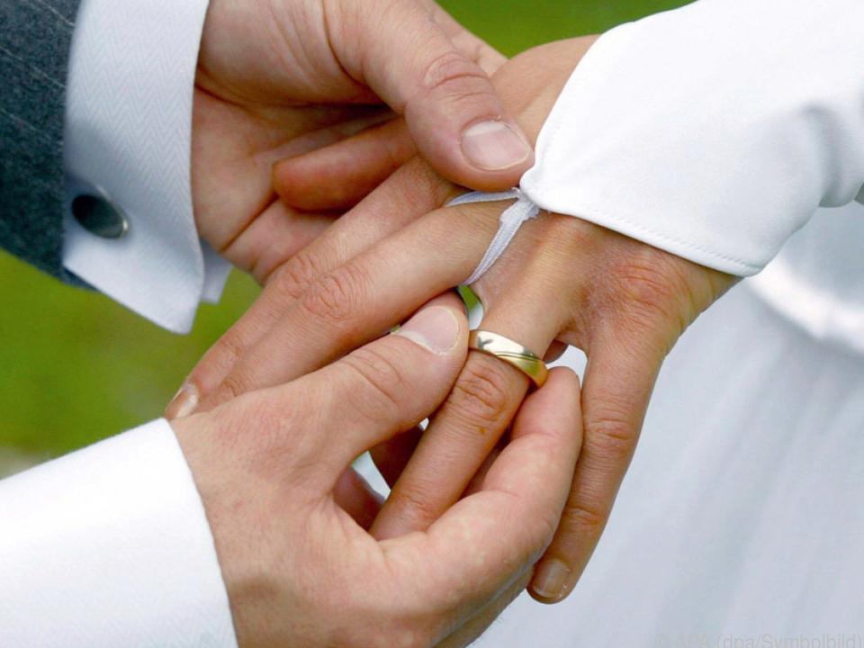 44.997 Ehen wurden 2019 geschlossen