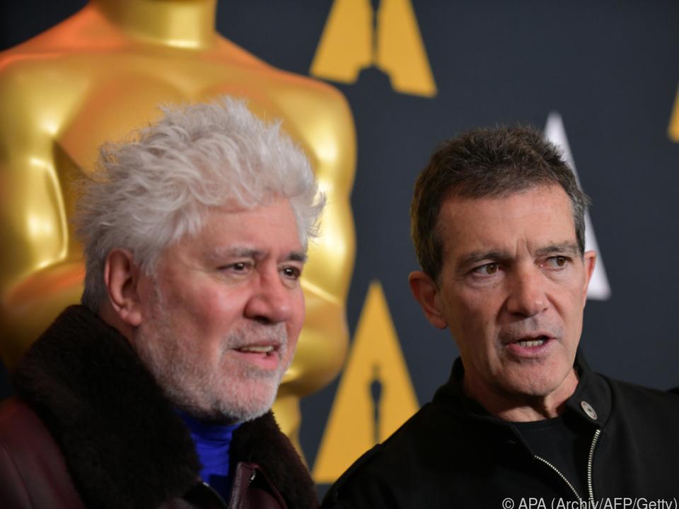 Almodóvar und Banderas für den Oscar nominiert