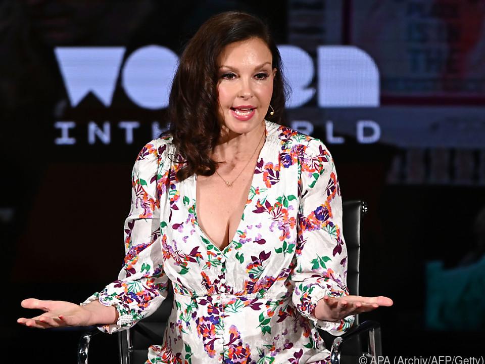 Ashley Judd reichte 2018 Klage gegen Weinstein ein