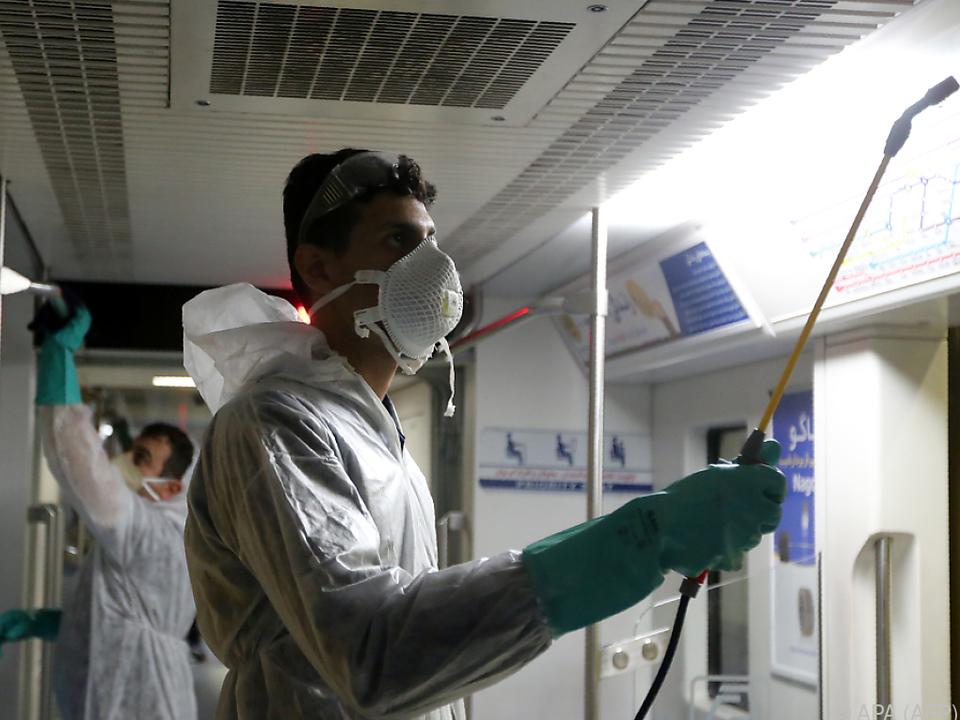 Aus rund 30 Ländern außerhalb Chinas sind Infektionen gemeldet worden