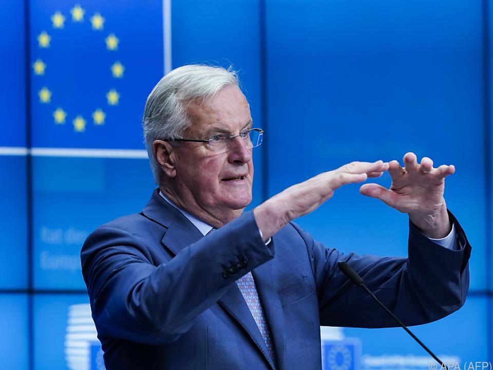 Barnier ist Brexit-Chefverhandler der EU