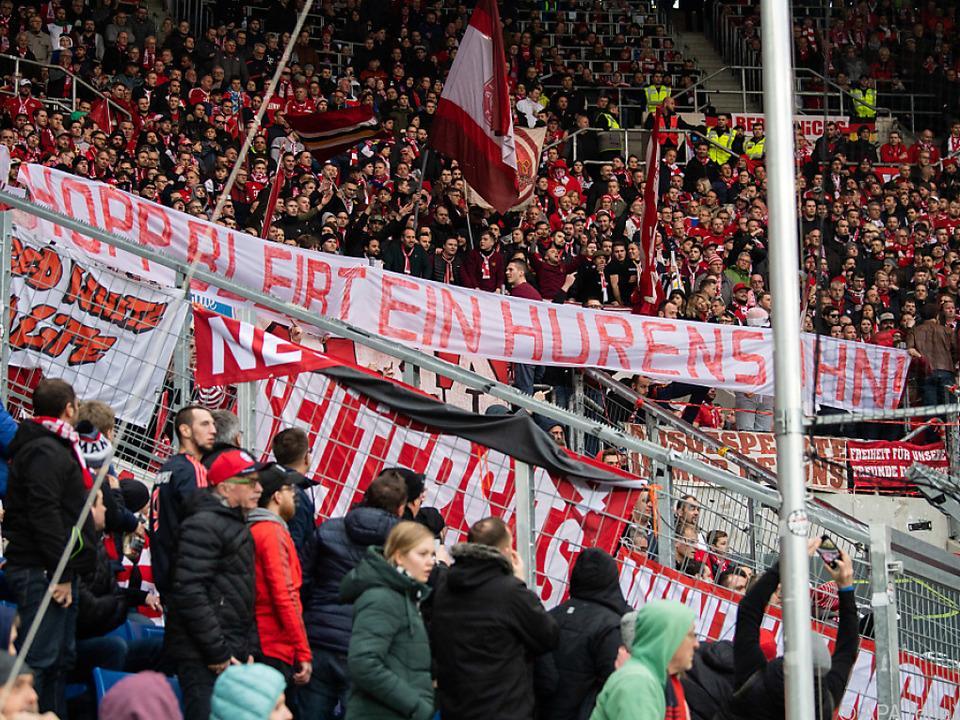 Bayern-Fans schmähen Hoffenheim-Mäzen Dietmar Hopp