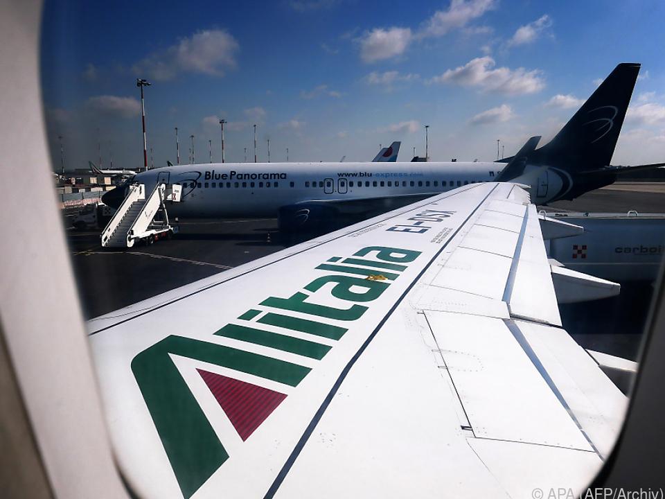 Bei Alitalia ist mit erheblichen Problemen zu rechnen