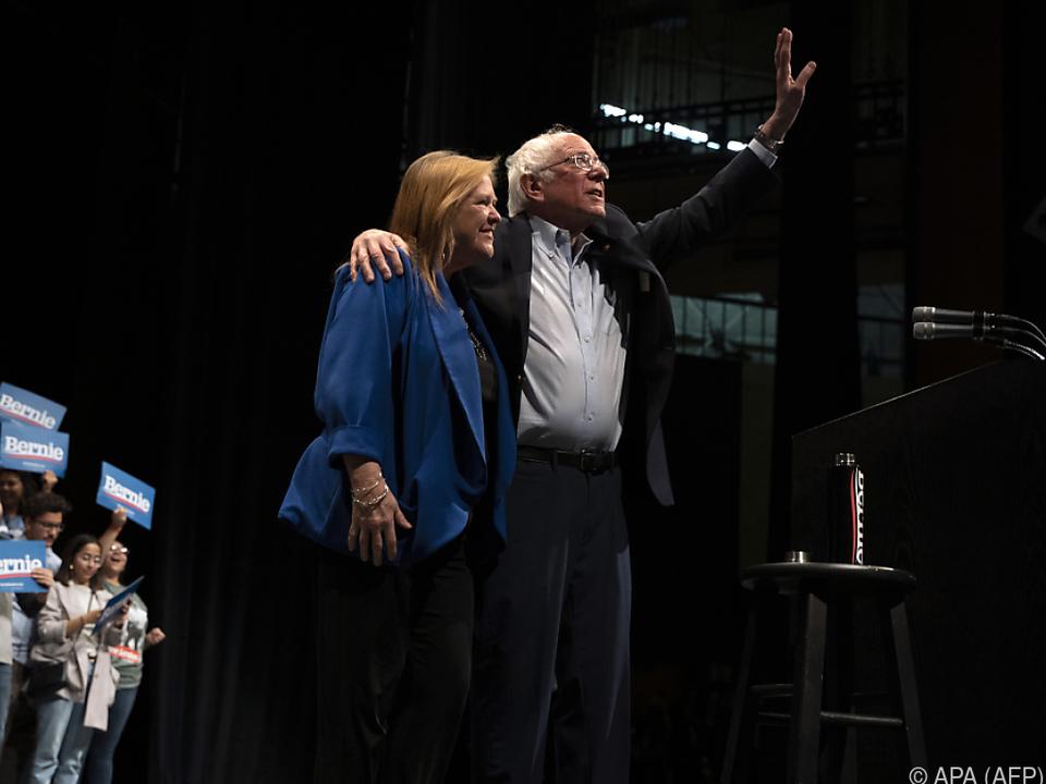 Bildergebnis für Bernie Sanders