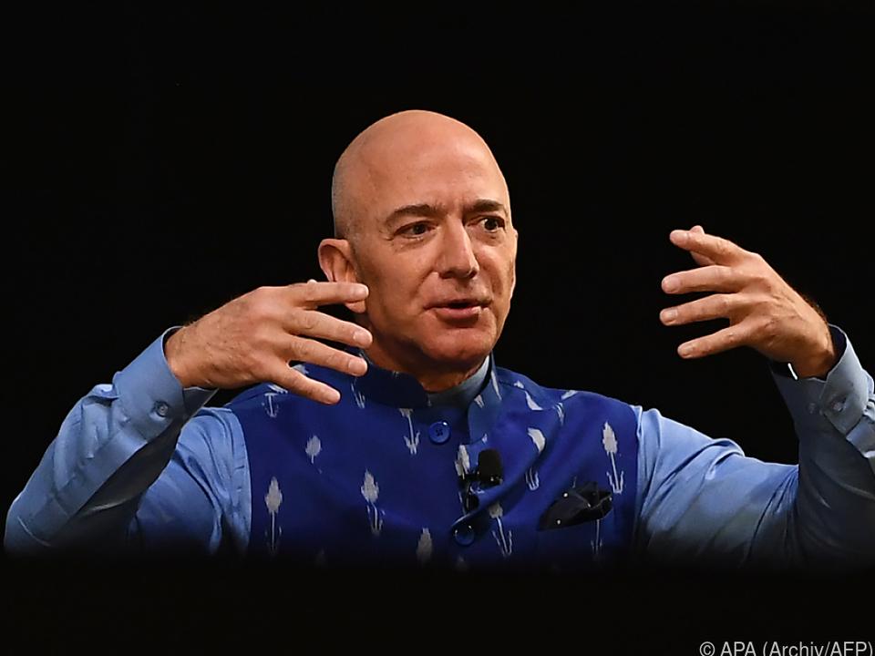 Bezos legte sich rund 36.000 Quadratmeter großes Anwesen zu