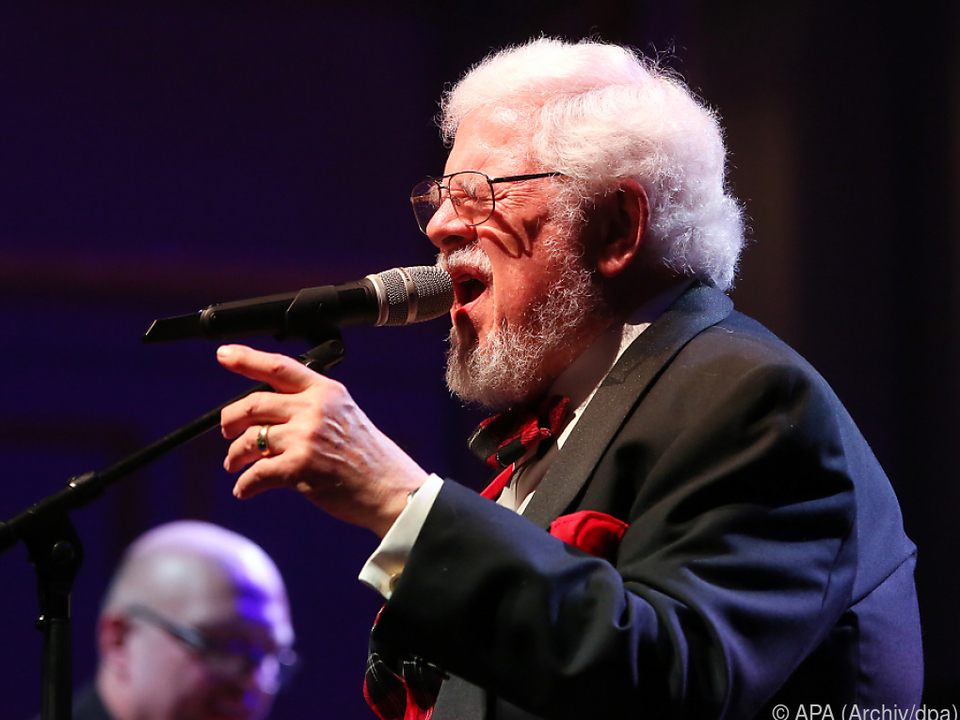 Bill Ramsey liegt Jazz, Swing und Blues am Herzen