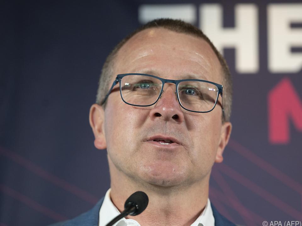 CEO Robert Machtlinger wartet auf die Auszahlung der 10,8 Mio Euro