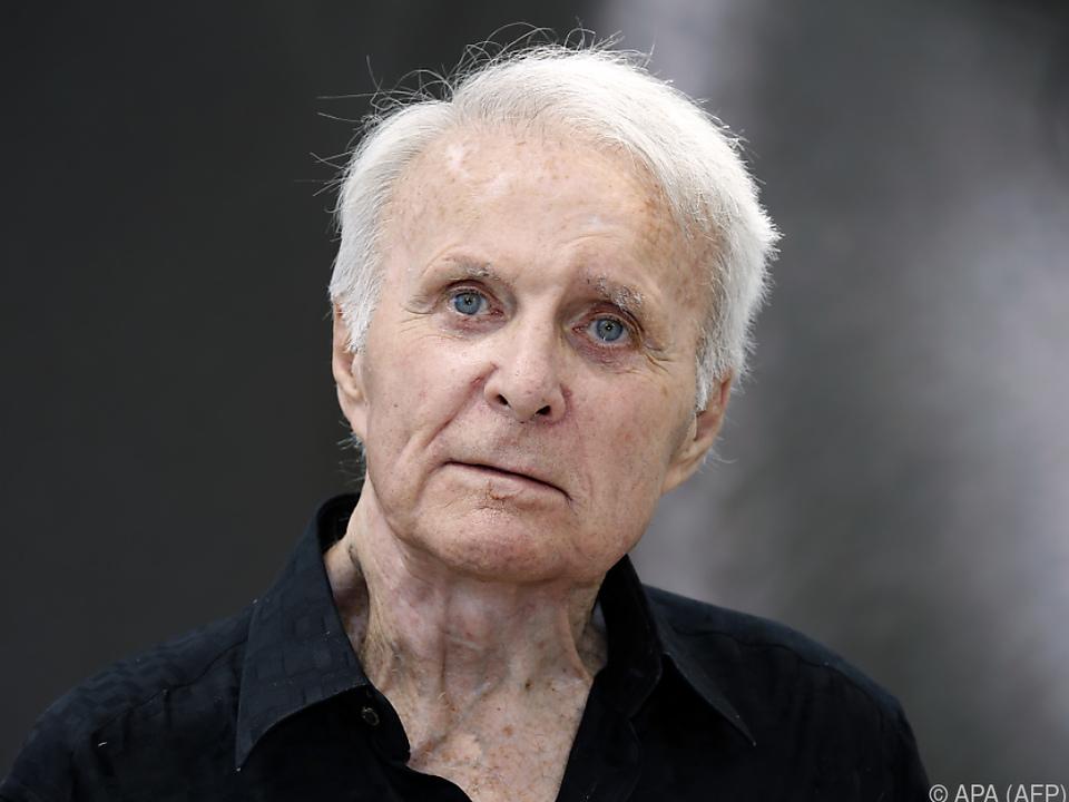 Conrad (hier im Jahr 2013) wurde 84 Jahre alt